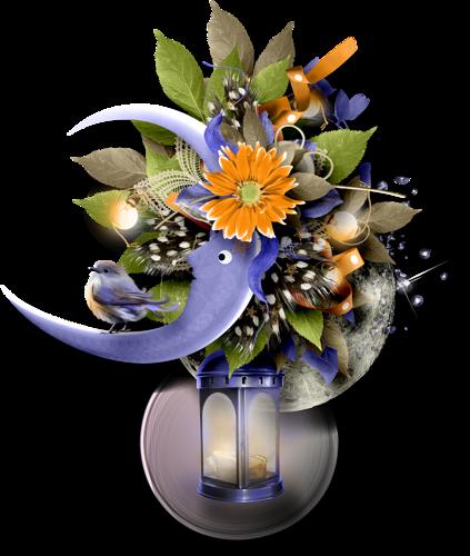 Ornements Floraux Série 28