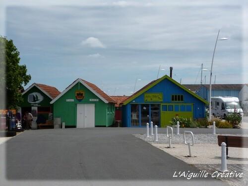 Balade sur l'Ile d'Oléron
