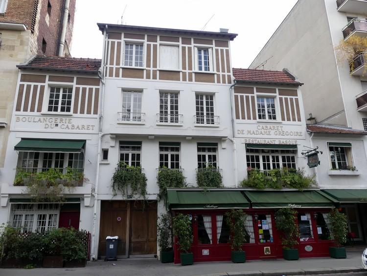 Rue de Croulebarbe