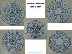 Atelier culturel: autour des formes géométriques