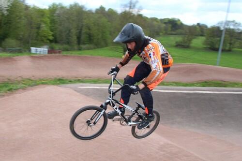 suite stage BMX Mandeure avec Damien Ethalon  22 avril 2016