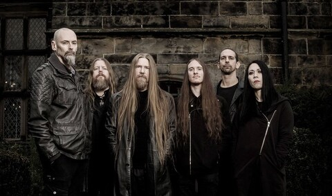 """MY DYING BRIDE - """"Macabre Cabaret"""" Clip"""