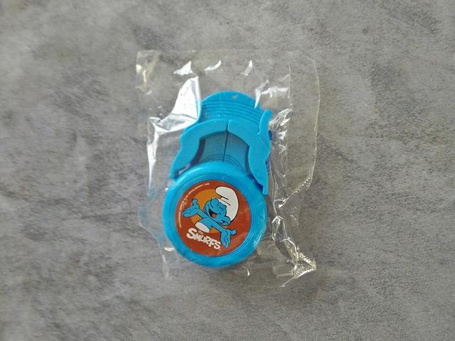 jouet trouvé dans oeuf surprise