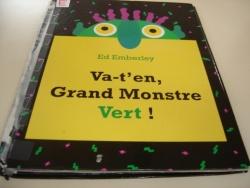 L'histoire du grand monstre vert