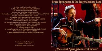La Saga de Springsteen - épisode 34 : The Seeger Sessions partie 2