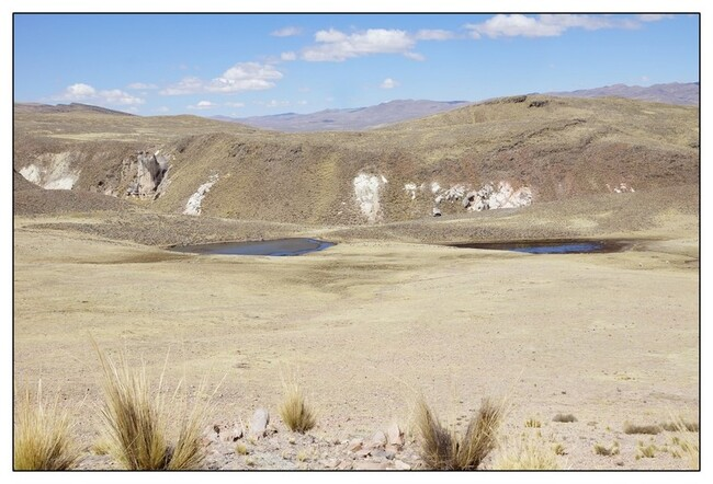 "Route ""Yanque-Sibayo-Yauri-Cuzco"
