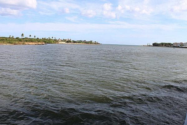 sur le fleuve Chavon (14)