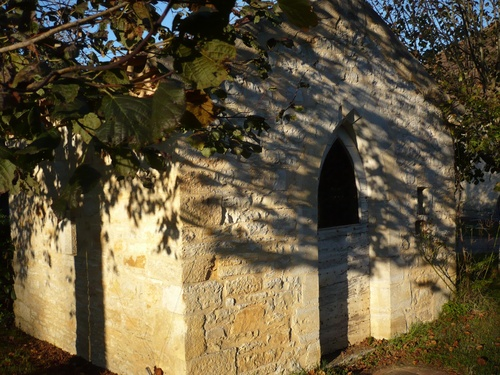 Chapelle saint Roch....