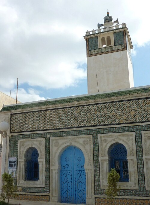 Le Cap Bon (Tunisie)