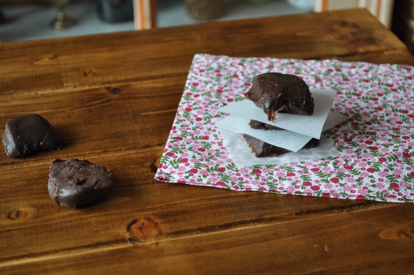 Fudges au chocolat