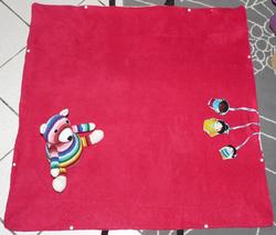 tapis de jeu sac à jouets 2 en 1