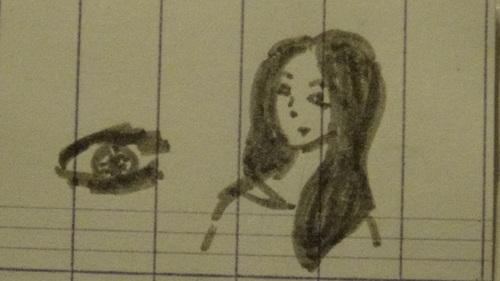 dessins de cahier