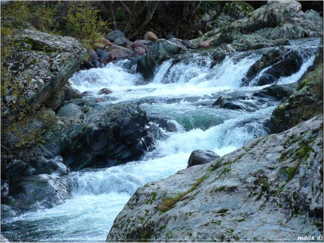 Rivière et ruisseaux