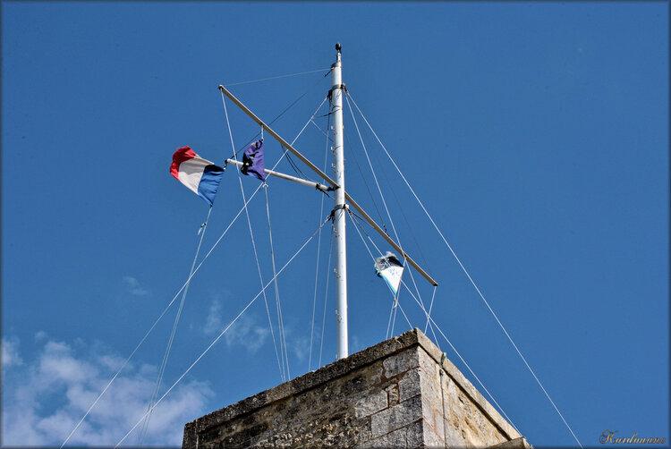 Photo du donjon du Fort Vauban (Fouras)