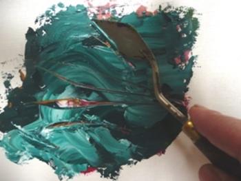 Peindre au couteau 3