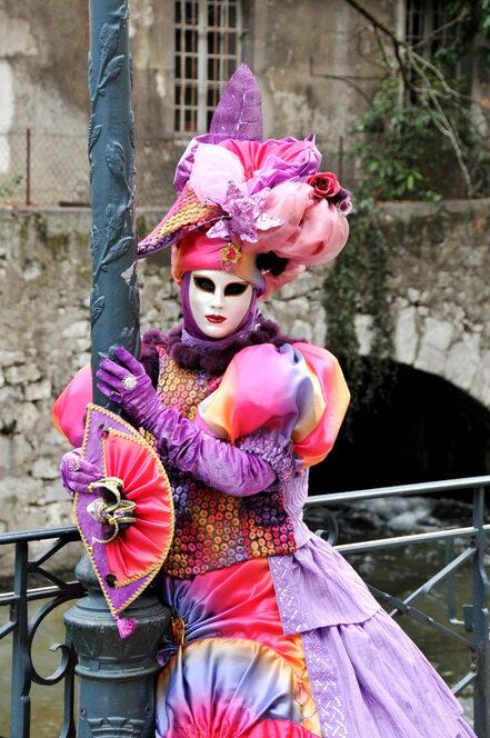 le Carnaval vénitien d'Annecy 2017