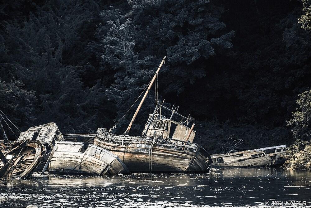 Bretagne - 5 août  - Dormez en paix.