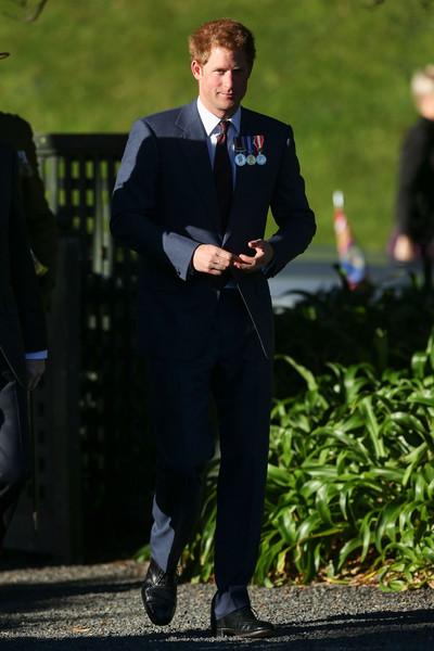 Harry en Nouvelle Zélande