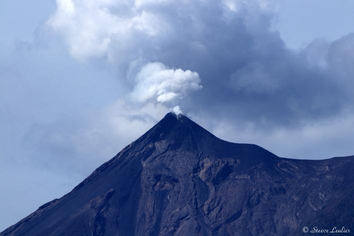 La Antigua Guatemala et ses volcans
