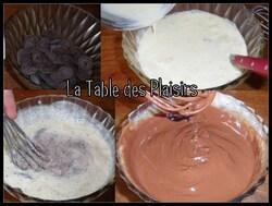 TARTE AU CHOCOLAT MERINGUEE