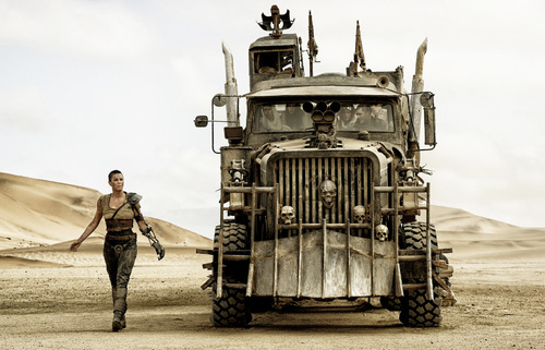 Mad Max fury road de George Miller