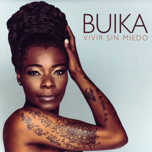 Buika - Vivir Sin Miedo (2015) [Alternative World Music]