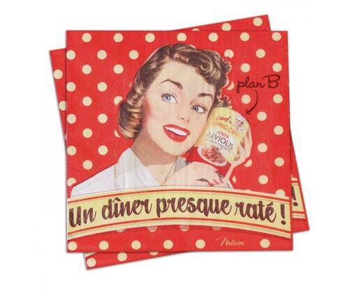 Aveu N°34 : J'avoue, l'heure du repas en famille me donne la nausée !