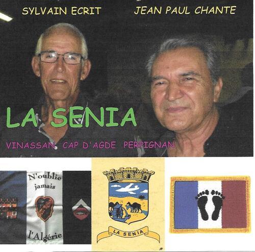 SYLVAIN ECRIT & JEAN PAUL CHANTE