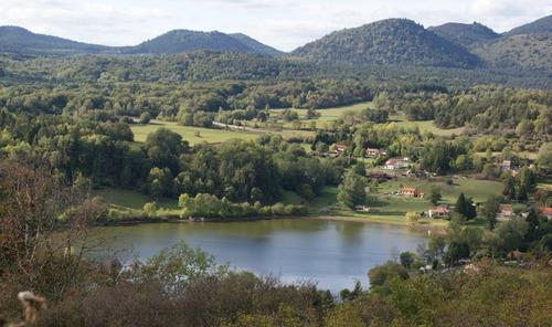 07.10.2019.Nadaillat.Le Lac de la Cassière.Rando 12 kms