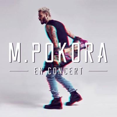 M.Pokora en Concert
