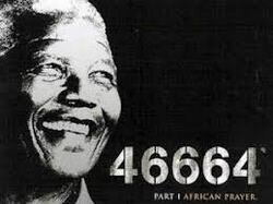 Ami du monde 1 : Nelson Mandela