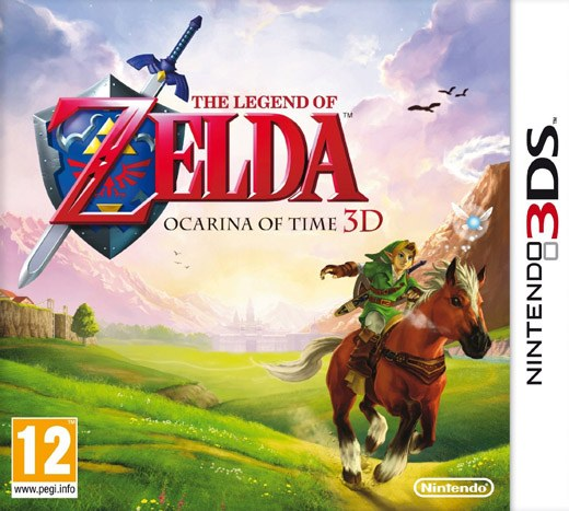 Zelda: Ocarina Of time 3D