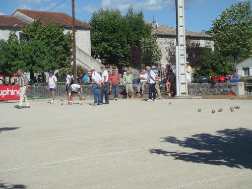 CONCOURS TRIPLETTE DU 8 AOUT 2011 ST GERMAIN