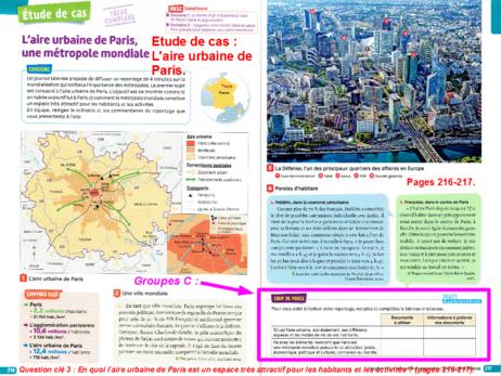 Les aires urbaines en France et la mondialisation