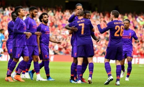 Nouveau maillot Liverpool 2019 Exterieur