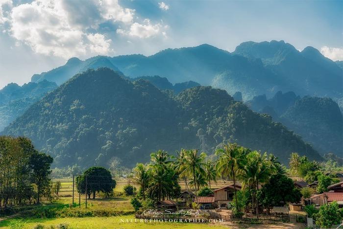 24 Jours au Laos