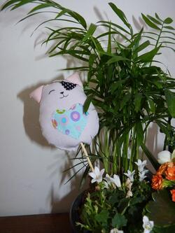 Doudou de plante