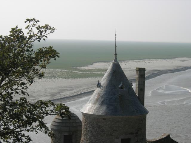 La traversée du Mont Saint Michel