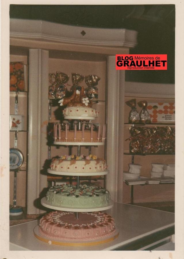 - La pâtisserie LASSERRE