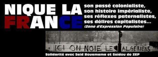 Ne pas oublier : le procès politique de Saïdou de ZEP et Saïd Bouamama commence demain