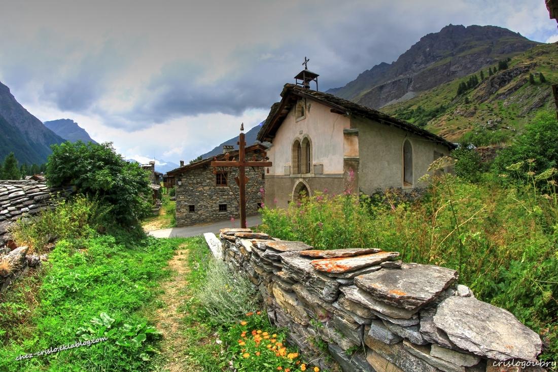 le Villarron ( Savoie )