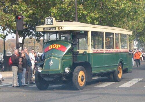 Bus STCRP.