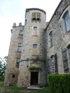 Bruniquel - Le Château