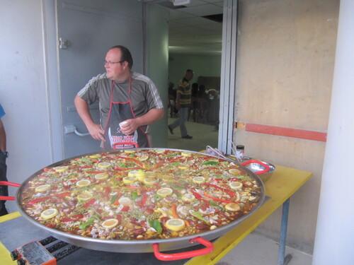 Soirée Paella  samedi 29 juin 2013