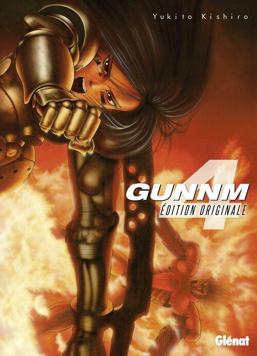 Gunnm - Tome 04 - Yukito Kishiro