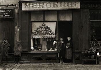 Alphabet Mercerie 1.
