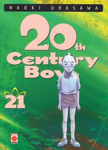 20th century boys tome 21