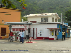 Tobago- Scaborough