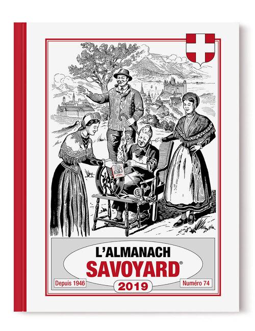 Almanach savoyard 2019