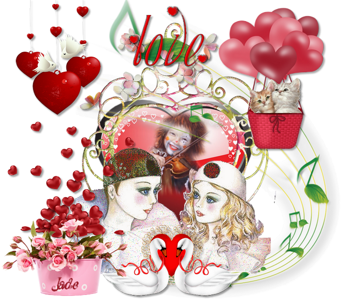 Défi St Valentin N°1